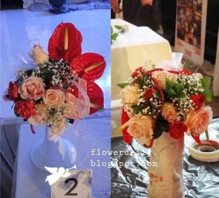 wedding hand bouquet competition ipbi 2013 7