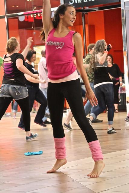 Improvaz flashdance flash mob flickr photo sharing
