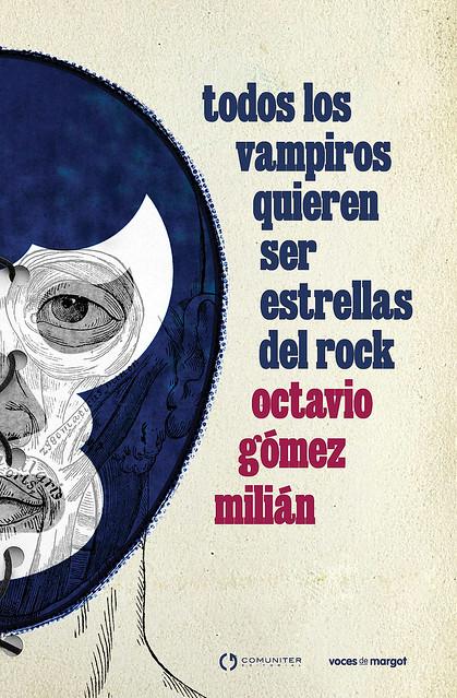 """Portada de """"Todos los vampiros quieren ser estrellas del rock"""""""