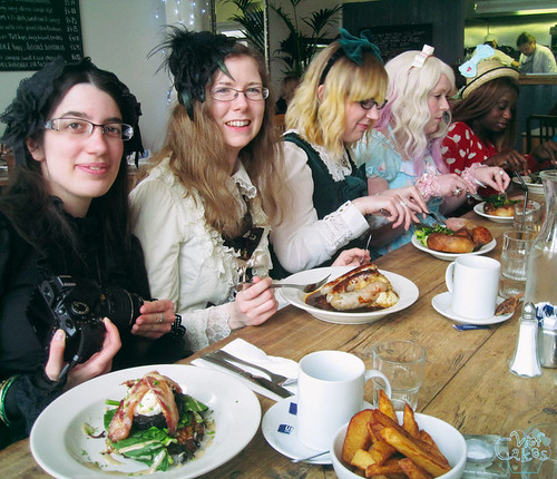 Lolitas of Leeds ♡ march meet