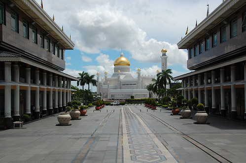 Mosque in BSB Brunei