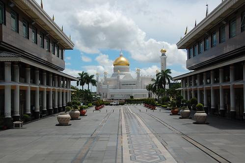 Mosque in BSB Brunei