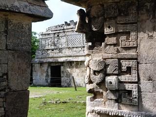Cuadrángulo de las monjas (Chichen Itzá, México)