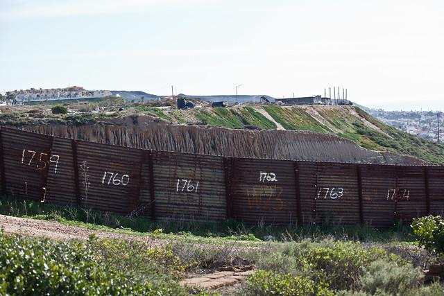 Border Fence from Flickr via Wylio