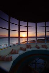 Lamp-room Sunset