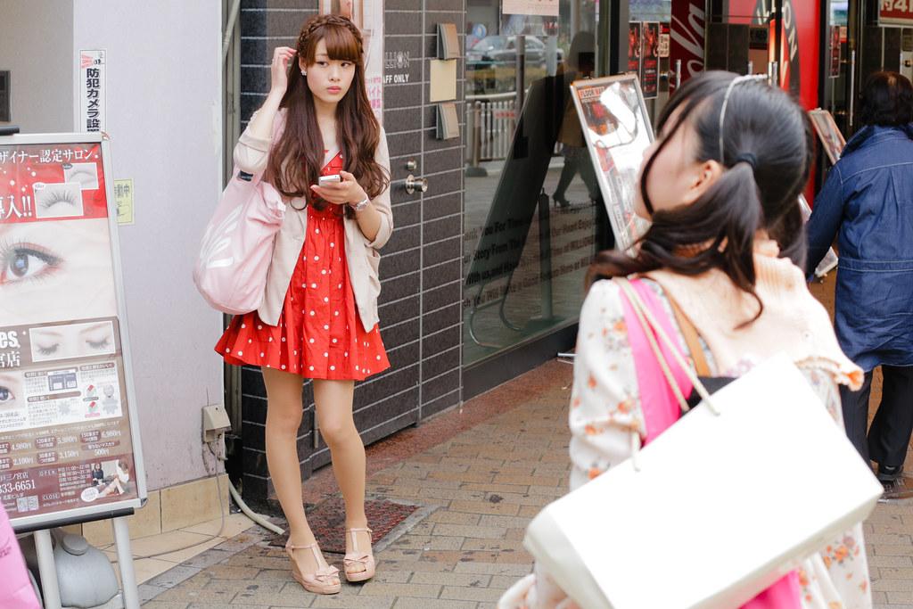 Sannomiyacho 1 Chome, Kobe-shi, Chuo-ku, Hyogo Prefecture, Japan, 0.004 sec (1/250), f/8.0, 70 mm, EF70-300mm f/4-5.6L IS USM