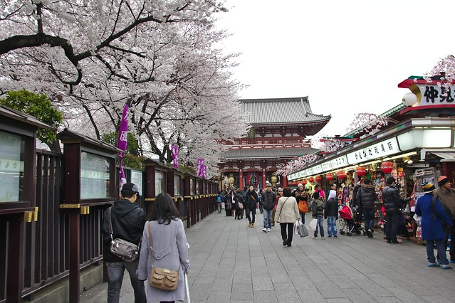 0087 - Asakusa y templo Senso-ji