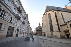 Latin Cathedral, Lviv