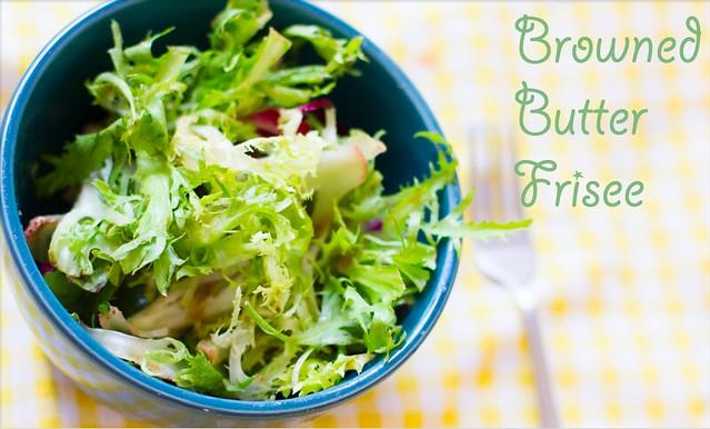 Frisee salad