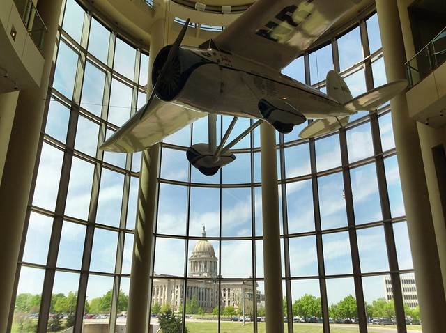 Oklahoma History Center by CC user wfryer on flickr