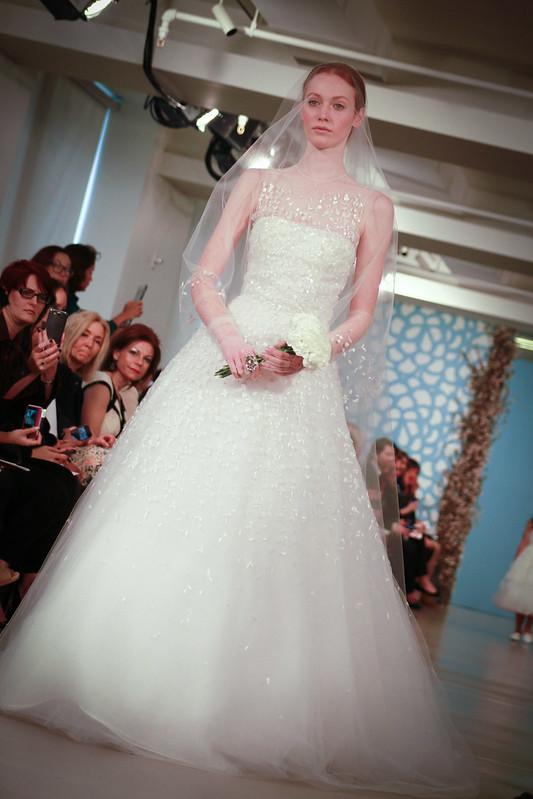 Oscar de la Renta Bridal 2014 - 202