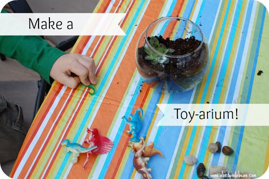 Toy arium for Plastic fish bowls dollar tree