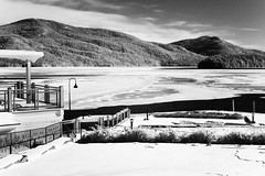 Infralake - Lake George, NY - 2013, Feb - 03.jpg by sebastien.barre
