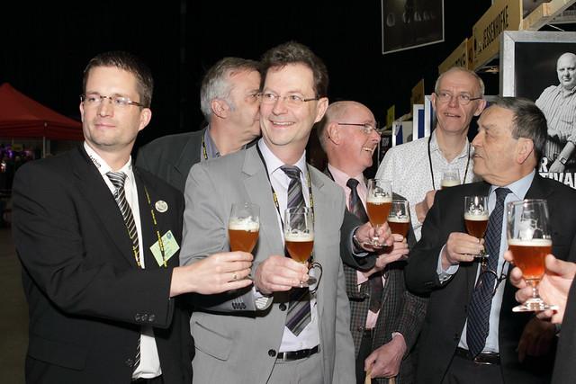 Zythos bierfestival in Leuven