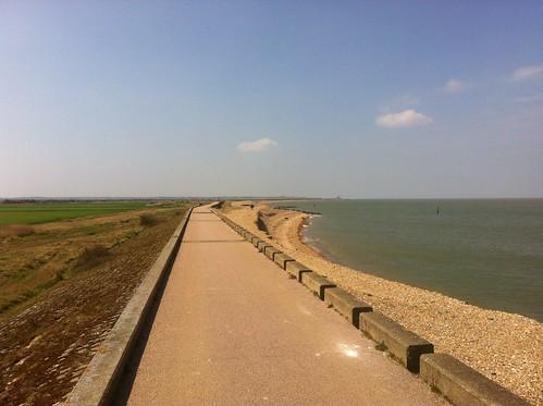 Walk Birchington to Herne Bay 25-4-2013 006