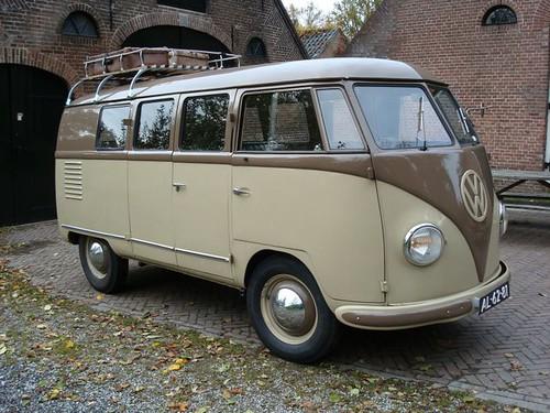 AL-62-81 Volkswagen Transporter