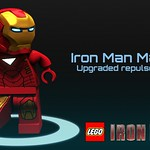 LEGO Iron Man 3 - Mark VI