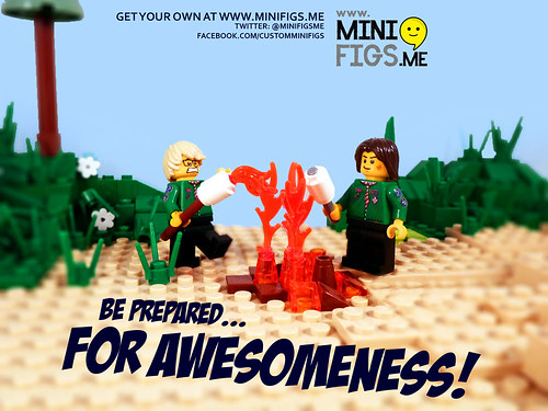Minifigs.me competition winners