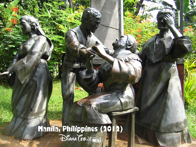 Day 4 - Philippines Rizal Park 04