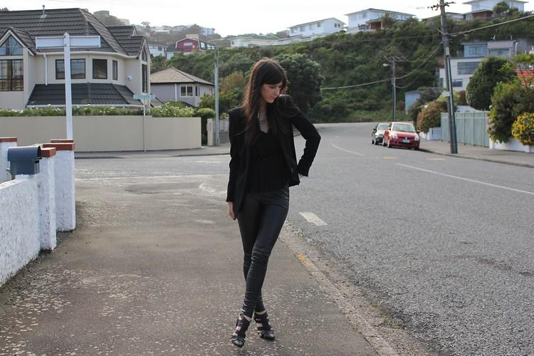 leather legging wardrobe essentials winter senso cadena
