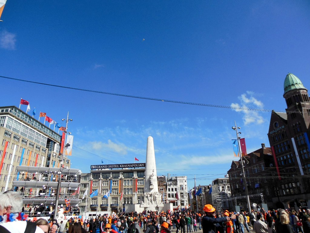 The Inauguration of King Willem-Alexander of the Netherlands