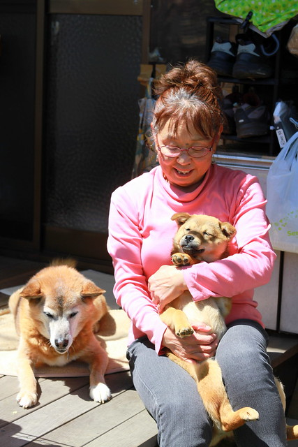 Reo, Mom, and Anzu