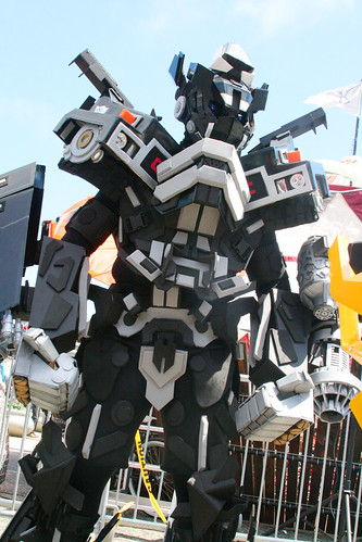 Transformer Cosplay Robots