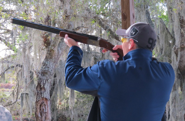 Corizon Sharp Shooters Scott McDaniel
