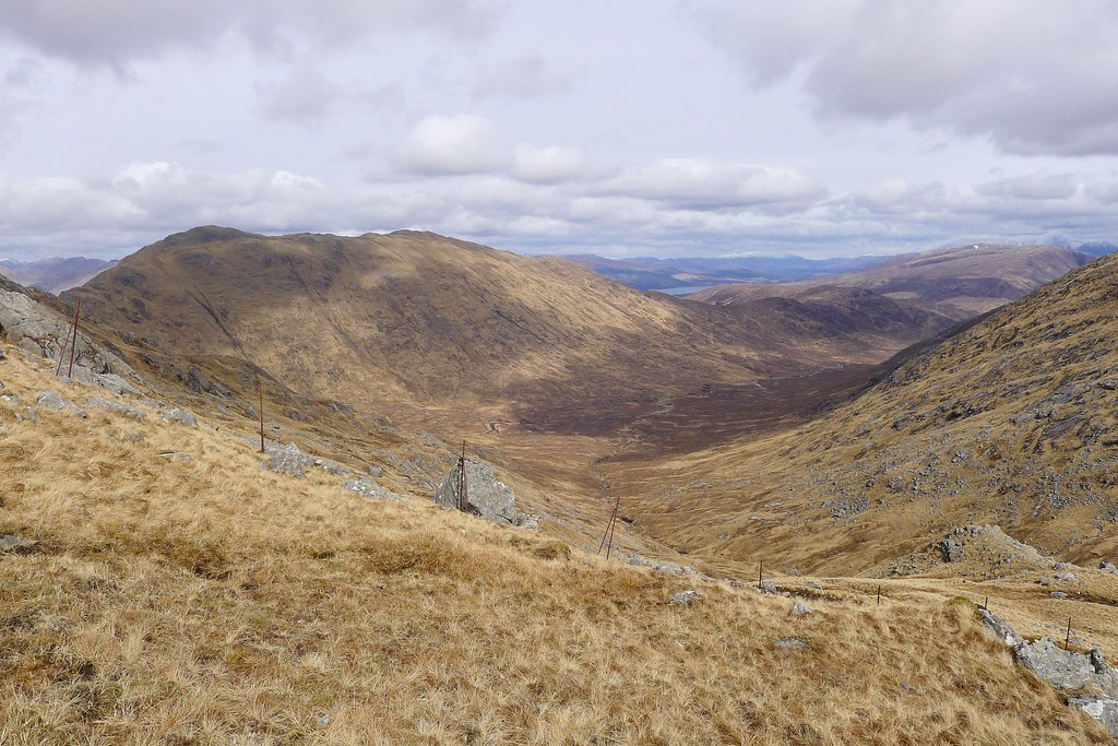 Meall nan Damh and Cona Glen