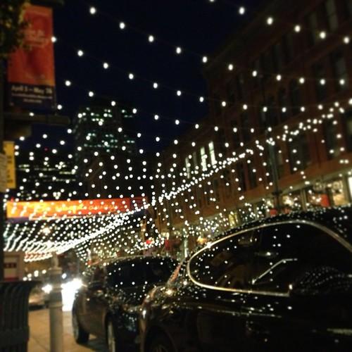 Larimer Square, my secret plan for downtown gj. #nofilter