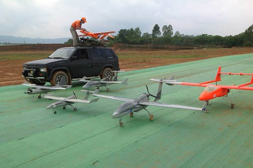 Vietnam unveils new locally-made UAV