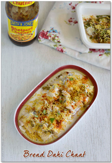 Bread Dahi Chaat
