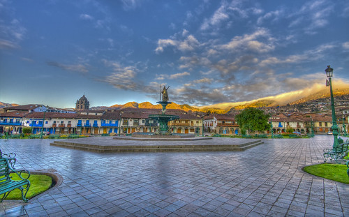 america sunrise landscape raw cusco ciudad paisaje paisagem perú amanecer andes hdr cameraraw 3xp photomatix hdrtonemapped