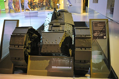 Renault FT17 Tank WW1