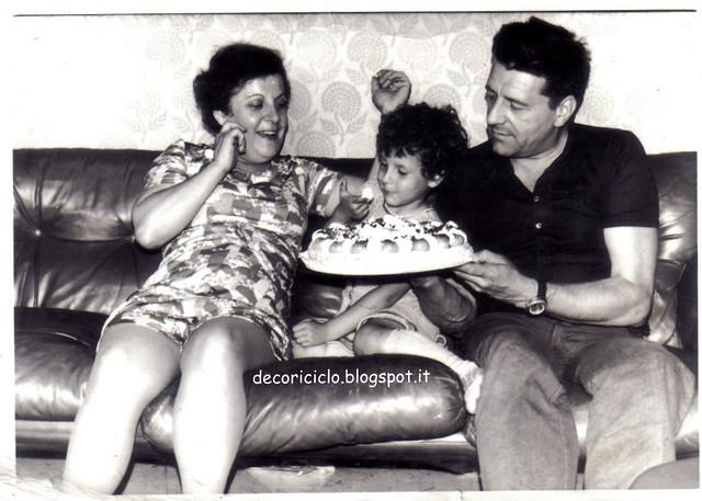 foto con mamma e papà