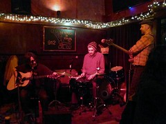 Lonesome Red / The Bikes at the Plough & Stars