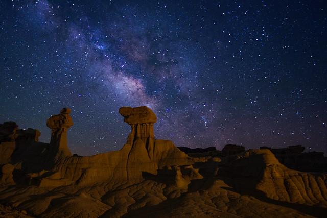An Alien Landscape