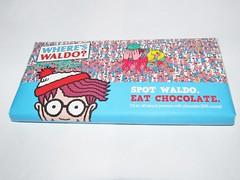 Praim Group Where's Waldo Milk Chocolate Bar
