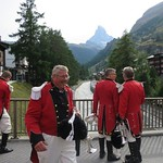 2015 Folklorefestival Zermatt