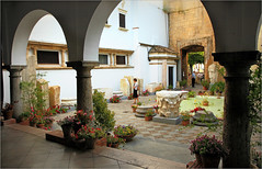 Museo Arqueologico Provincial, plaza J. Paez, Cordoba, Andalucia, Espana