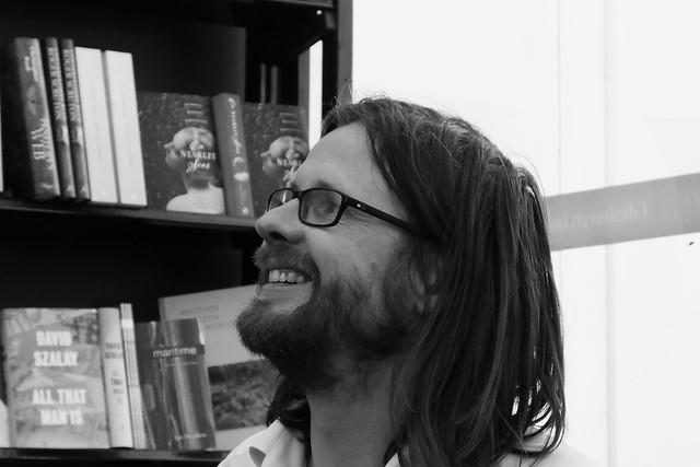 Edinburgh International Book Festival 2016 - Tom Gauld 04