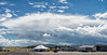 Rainstorm over Prescott