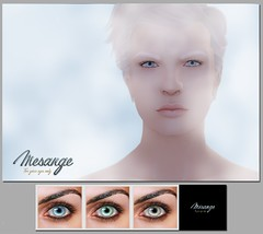 MESANGE - Alaska Eyes for MOH8