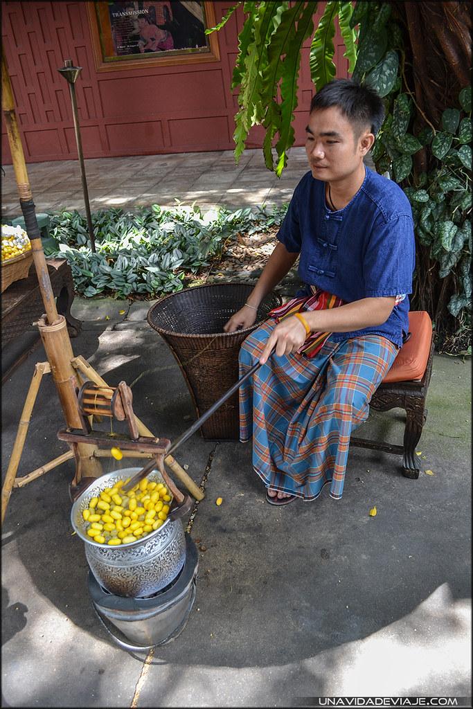 Tailandia Bangkok Jim Thomson