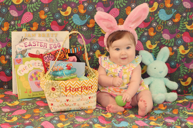 Harper's first Easter