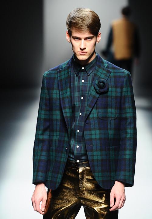 Robin Barnet3078_FW13 Tokyo MR.GENTLEMAN(Fashion Press)