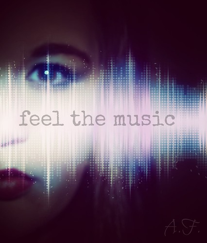 Feel The Music by AlessiaPhotography