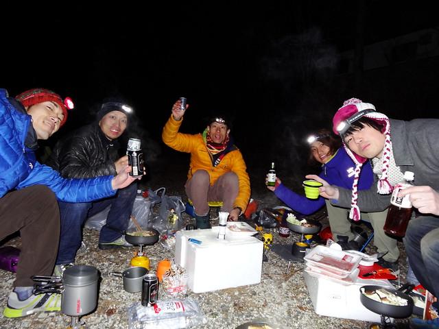 笠置山ボルダー(2013.3 (28)