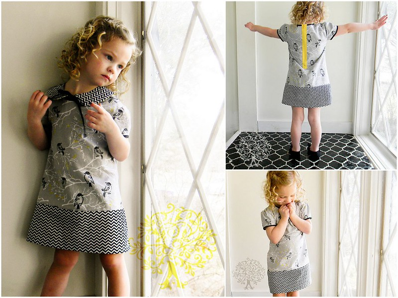 Sew Along Highlights Peek A Boo Pages Patterns Fabric More