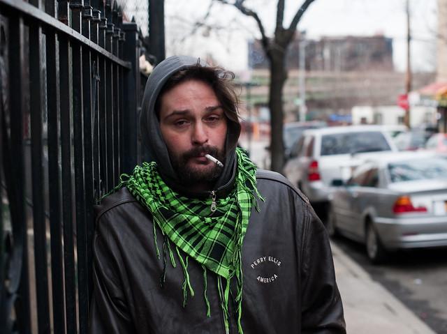 Eric: Hunts Point, Bronx